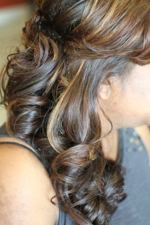 hair-curling-and-hair-styling